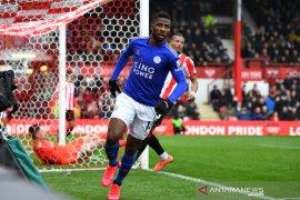 Piala FA - Leicester lewati Brentford menuju putaran kelima