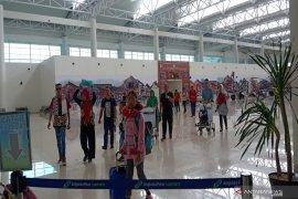 Penumpang di Bandara Syamsudin Noor naik 10 persen di libur Imlek