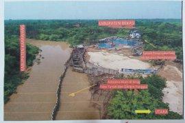 Pemkab Karawang laporkan adanya pengurugan aliran Sungai Cibeet ke Gubernur Jawa Barat