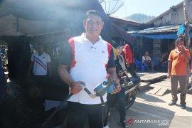 PDAM Tirta Nauli Sibolga gratiskan penyambungan air dan meteran bagi korban kebakaran