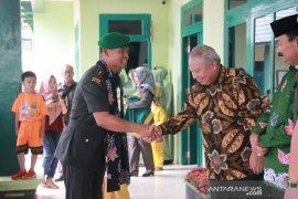 Bupati dan Wakil Bupati hadiri sertijab Dandim 0419/Tanjab