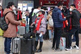 Kebutuhan masker di China 60 juta per hari