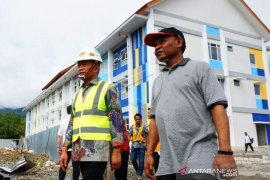 Menko PMK tinjau persiapan PON XX Papua