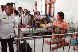 Penderita DBD di Sikka Nusa Tenggara Timur  terus bertambah