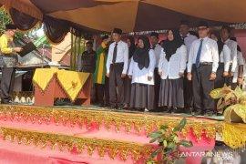 Sayed Jafar lantik 22 anggota BPD Pulau Laut Tengah