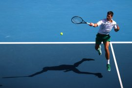 Djokovic tundukkan Raonic maju ke semifinal ladeni Federer
