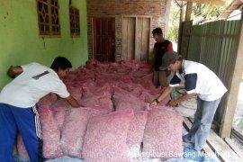 Mukomuko kembali terima bantuan pengembangan bawang merah