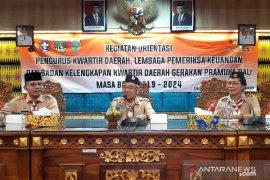 Kwarda Bali edukasi pengurus menuju gerakan Pramuka 4.0