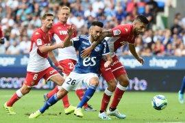 Liga Prancis: Strasbourg gulung Monaco 3-1