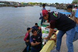 ACT Sumut distribusikan 1,5 Ton beras untuk Kampung Nelayan Seberang