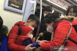 Keteguhan Mila di sudut Kota Wuhan