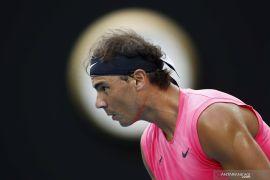Petenis Rafael Nadal tolak ikut turnamen jika situasi belum aman