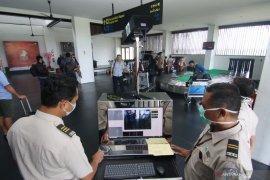 Aktivitas penerbangan di Banyuwangi perlahan mulai pulih kembali