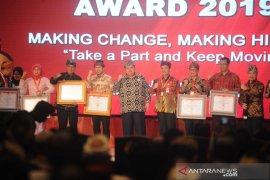 Di Bali, Kemenpan RB serahkan hasil evaluasi SAKIP 161 pemda