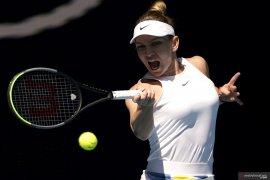 Simona Halep maju ke perempat final Australia