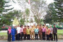 320 mahasiswa STAI Jamaiyah Mahmudiyah Tanjung Pura KKN di Secanggang