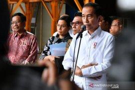 Jokowi perintahkan TNI jemput WNI di Wuhan
