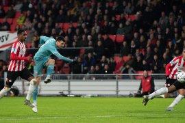 10 pemain PSV gagal pertahankan keunggulan