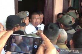 Klaim masih Dirut PD Pasar, Rusdi Sinuraya bentrok dengan Satpol PP