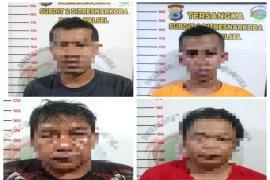 Pria asal Aceh sembunyikan sekilo sabu di sepatu