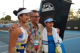 Australia Open Junior, Priska melaju ke fase selanjutnya