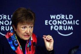 Ketua IMF peringatkan resesi lebih buruk dari  krisis global 2008