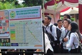 Untuk seleksi CPNS, Pemkot Magelang siapkan GOR Samapta