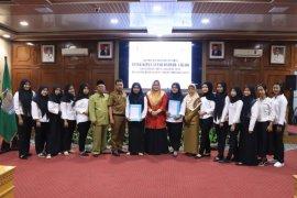 31 warga Binjai bekerja di Batam