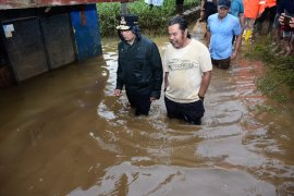 Gubernur Jawa Barat tegaskan komitmen Pemprov tangani banjir Kabupaten Bandung