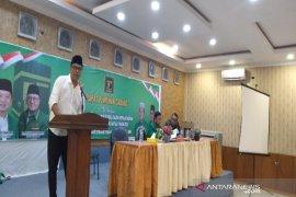 Balon Bupati sampaikan visi misi di rapat pimpinan cabang diperluas PPP