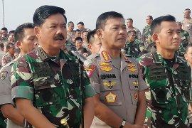 Panglima TNI sampaikan tujuh pesan jelang pilkada dan PON 2020