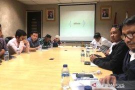 DPRD Bangka Tengah temui Kementerian ESDM terkait pembayaran uang reklamasi