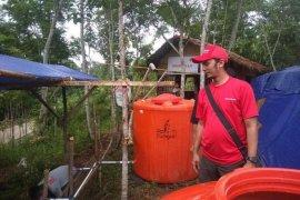 LSM Mercy Corps Indonesia bantu air bersih di lokasi pengungsian Lebak