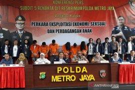 Prostitusi anak di Kalibata terbongkar dari laporan orang hilang