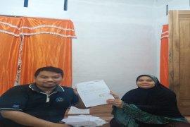 14 keluarga PKH di Wampu Langkat mengundurkan diri