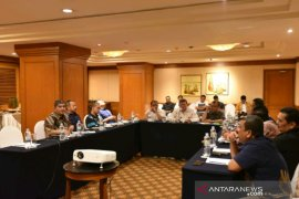 Kepala daerah se Tabagsel adakan pertemuan terbatas di Jakarta