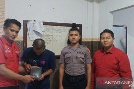 Polisi Bangka Barat tetapkan tersangka pencuri pasir timah di Unmet