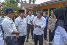 Pemkot Padangsidimpuan tinjau sekolah terdampak banjir