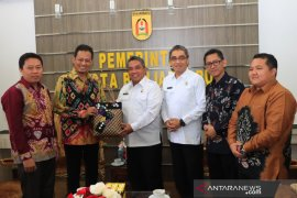 Wali Kota terima Wakil Rektor Unissula