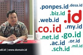 Alasan pengguna domain .id naik drastis