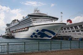 Menjajal kapal pesiar Sapphire Princess ke Negeri Jiran