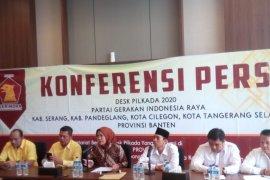 Ratu Tatu Chasanah sampaikan visi misi di Gerindra Banten