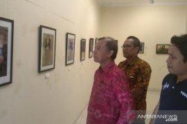 Universitas Bumigora Mataram - ISI Denpasar adakan kolaborasi pameran