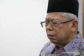 Ma'ruf Amin mengenang sosok Gus Sholah hebat dalam membangun Ukhuwah Islamiyah