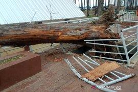 Kontraktor segera perbaiki kerusakan Taman Pasir Putih