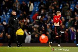 MU menang 1-0 atas Man City tapi gagal ke final Piala Liga Inggris