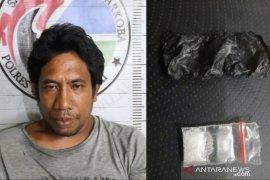 """Satres Narkoba Tanjungbalai tangkap """"boy"""" pemilik narkotika"""