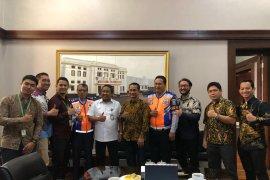 Kota Bandung komitmen bangun ekosistem untuk skuter listrik yang aman