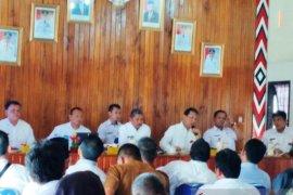Bupati Tapsel ajak stakeholder di kecamatan pupuk kekompakan