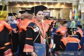 Melissa Jufenna raih IPK tertinggi di Universitas Tanjungpura Pontianak